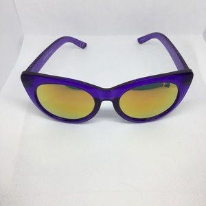 Foster Grant Purple Sunglasses